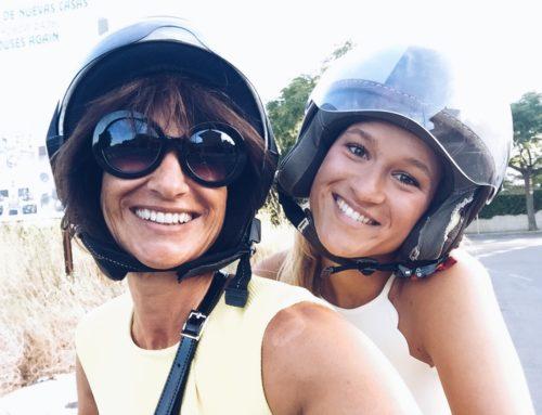 Auto, Brommer of fiets: Haar mening, mijn idee!
