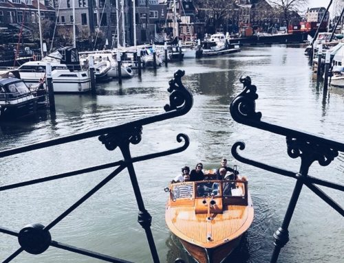 "Bootje varen: ""So much fun in Dordrecht"""