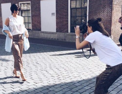 Shoot: Niets leukers dan samen op stap!
