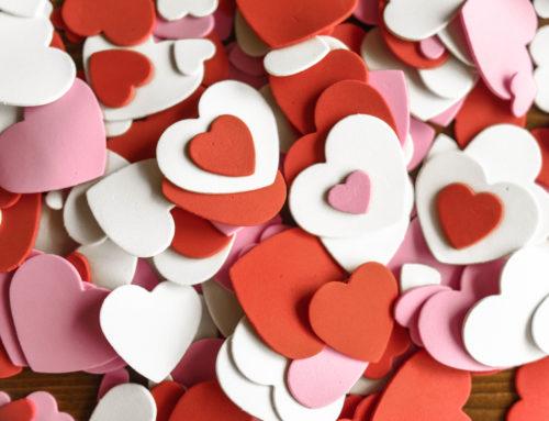 Valentijnsdag, het is bijna al weer zover!