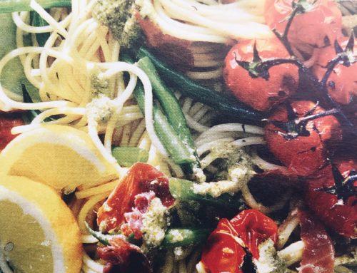 Kookplannen voor Pinksteren: Pasta Pesto