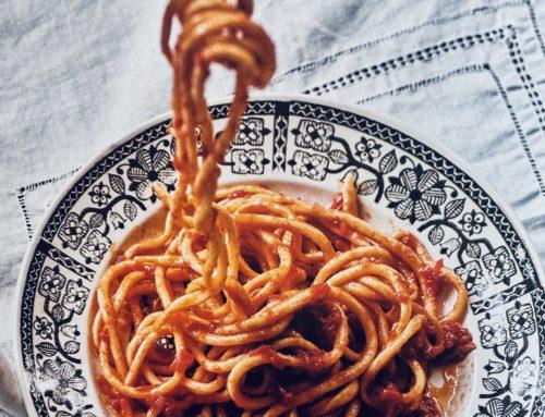 Italiaanse pasta: zo op tafel!