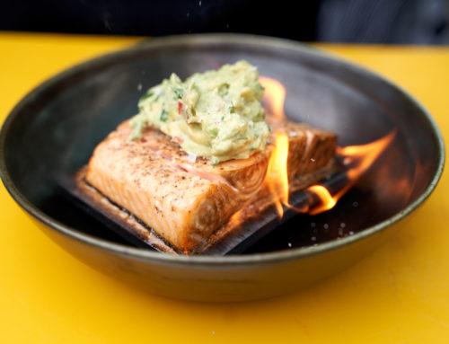 Fontein opent terras met mibrasa en pop-up rooftop Restaurant