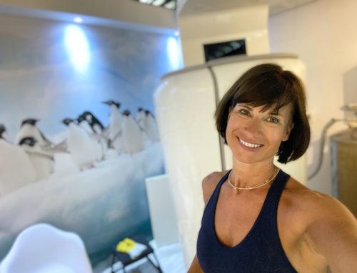 Cryotherapie… ijs- en ijskoud!