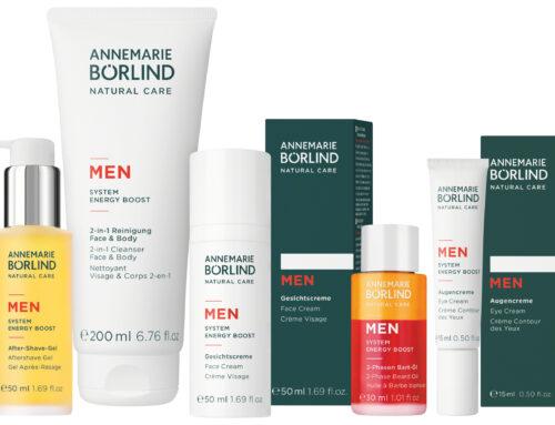 Meer voor mannen: Annemarie Borlind