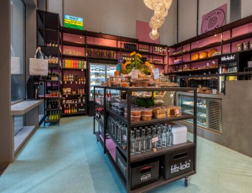 Donner: Minimarkt en boekenwalhalla in één!